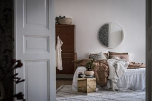 Camera matrimoniale scandinava