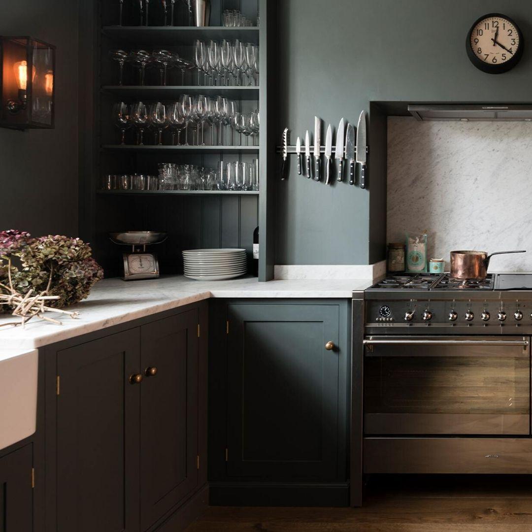 Colori Per Cucina Rustica colore pareti cucina: elessenziale consigli | elessenziale