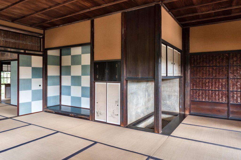 Stanza del té Kyoto