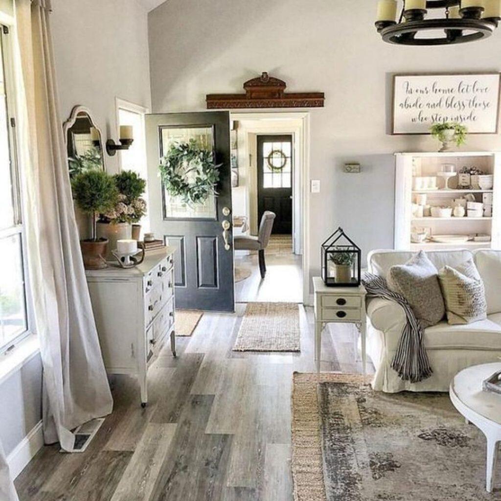 Come trasformare una casa in stile shabby chic