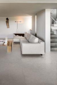 esempi pavimento gres porcellanato effetto pietra