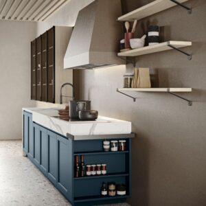 Come progettare una cucina lineare