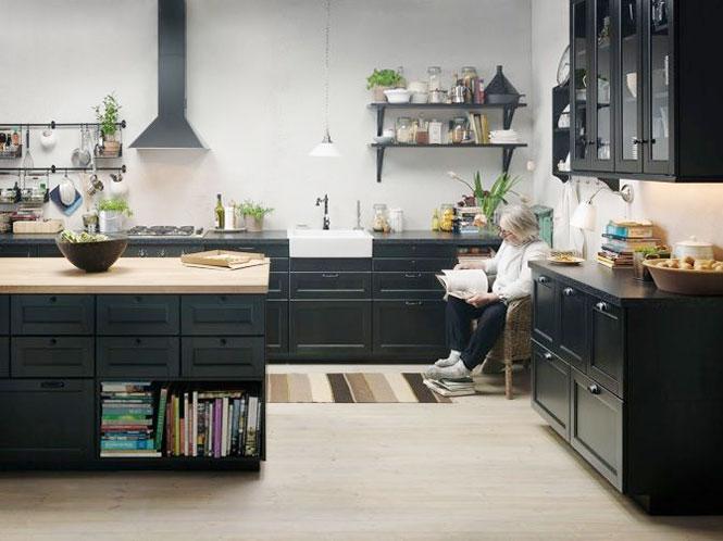 Cucina Ikea Metod componibile