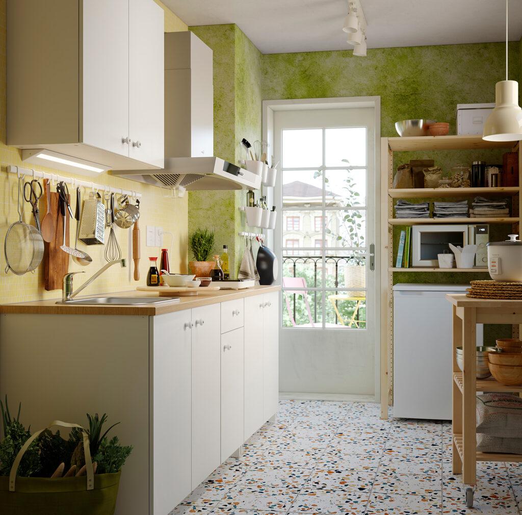 Cucina Knoxhult Ikea