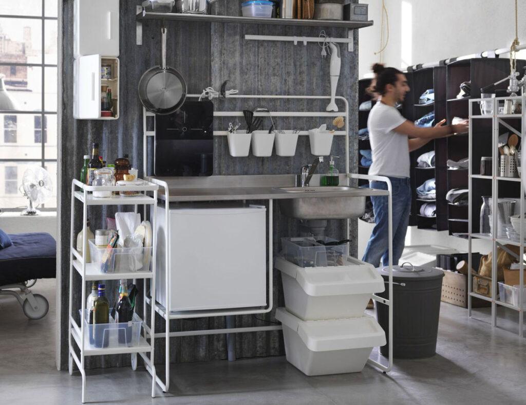 Cucine piccola IKEA