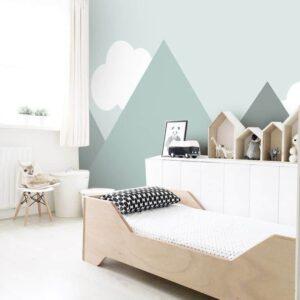Colori pareti camerette: quali scegliere