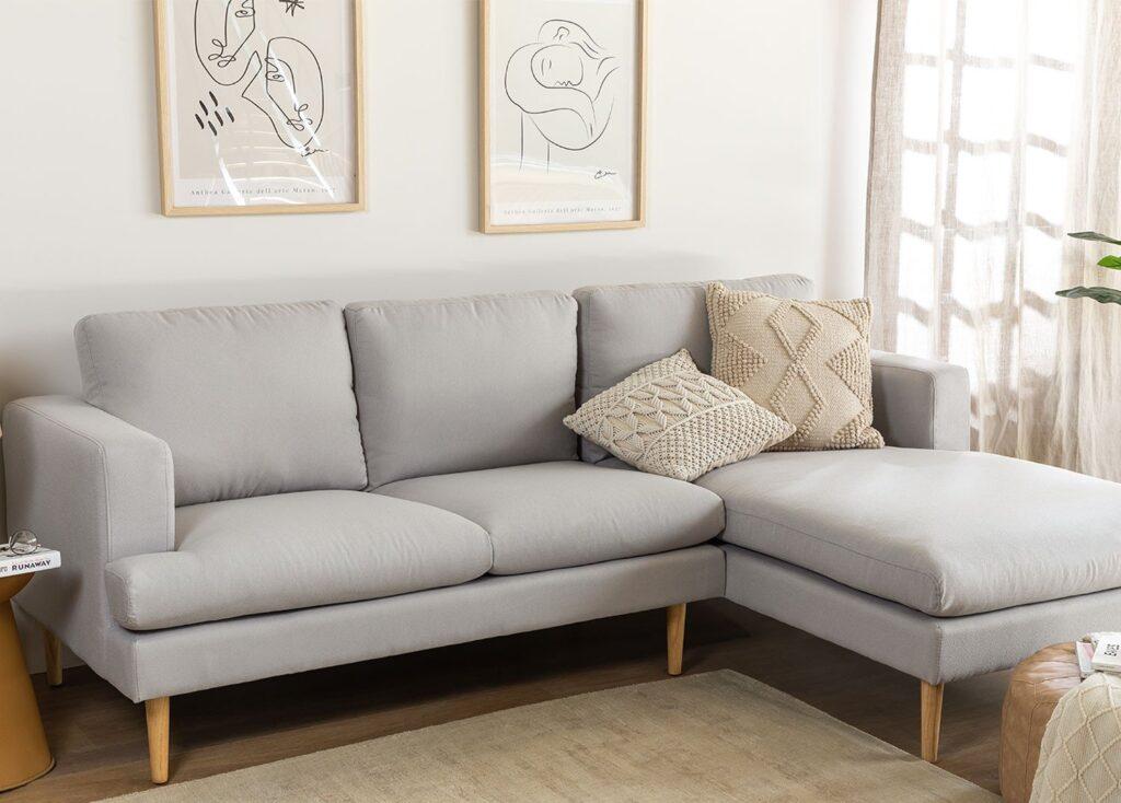 Colore del divano