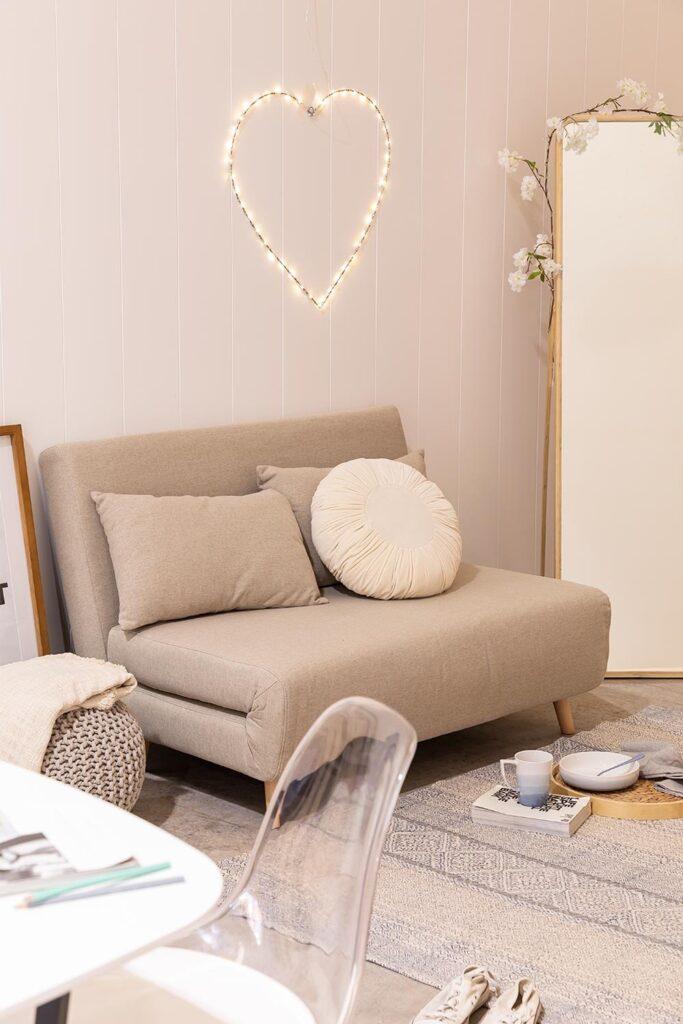 Rivestimento del divano