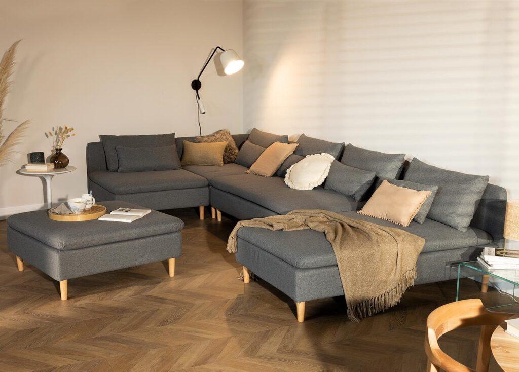 Utilizzo del divano