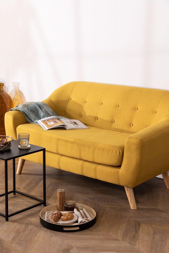 Lo spazio per il divano