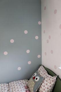 Colori pareti cameretta bambina