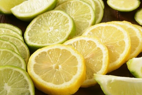 Detersivo piatti fai da te al limone