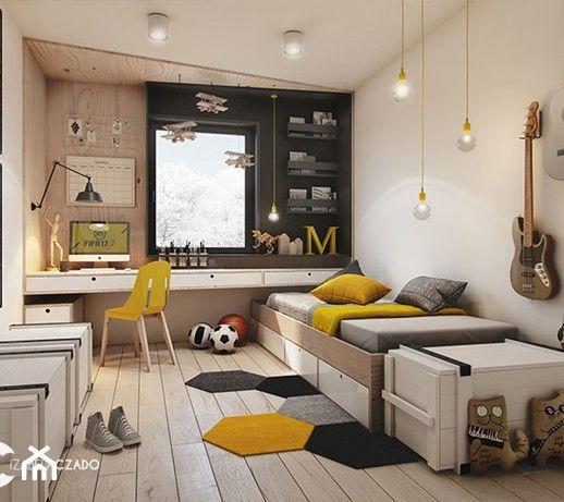 Camera da letto singola a terra