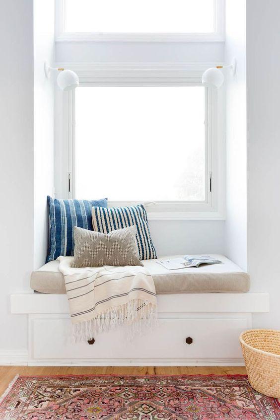 sfruttare spazio sotto la finestra