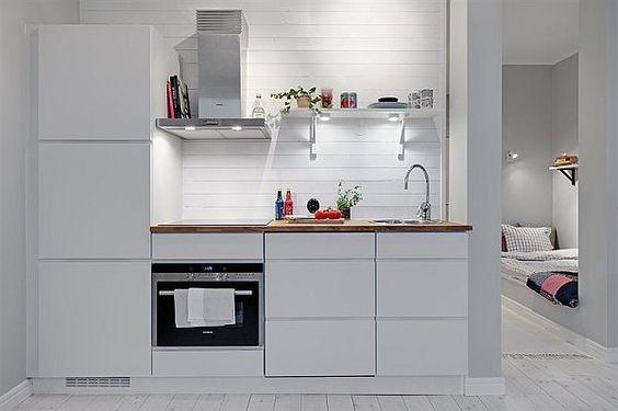 cucina piccola 3 m
