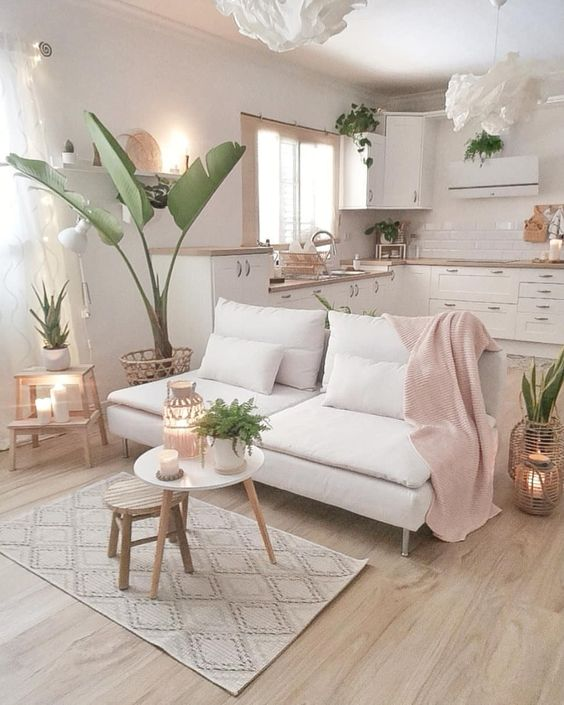 divano per soggiorno scandi