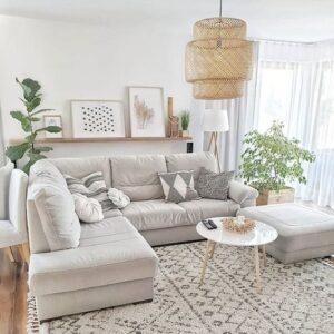arredare soggiorno in stile nordico
