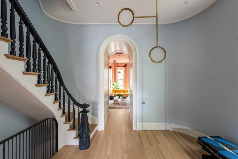 colorata casa di new york