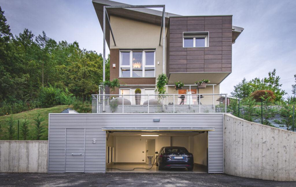 casa autosufficiente ad Asti